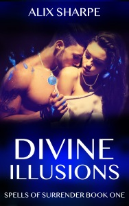Book Cover DIVINE ILLUSIONS REVAMP