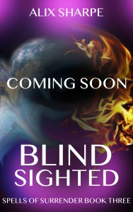Book Cover BLIND SIGHTED